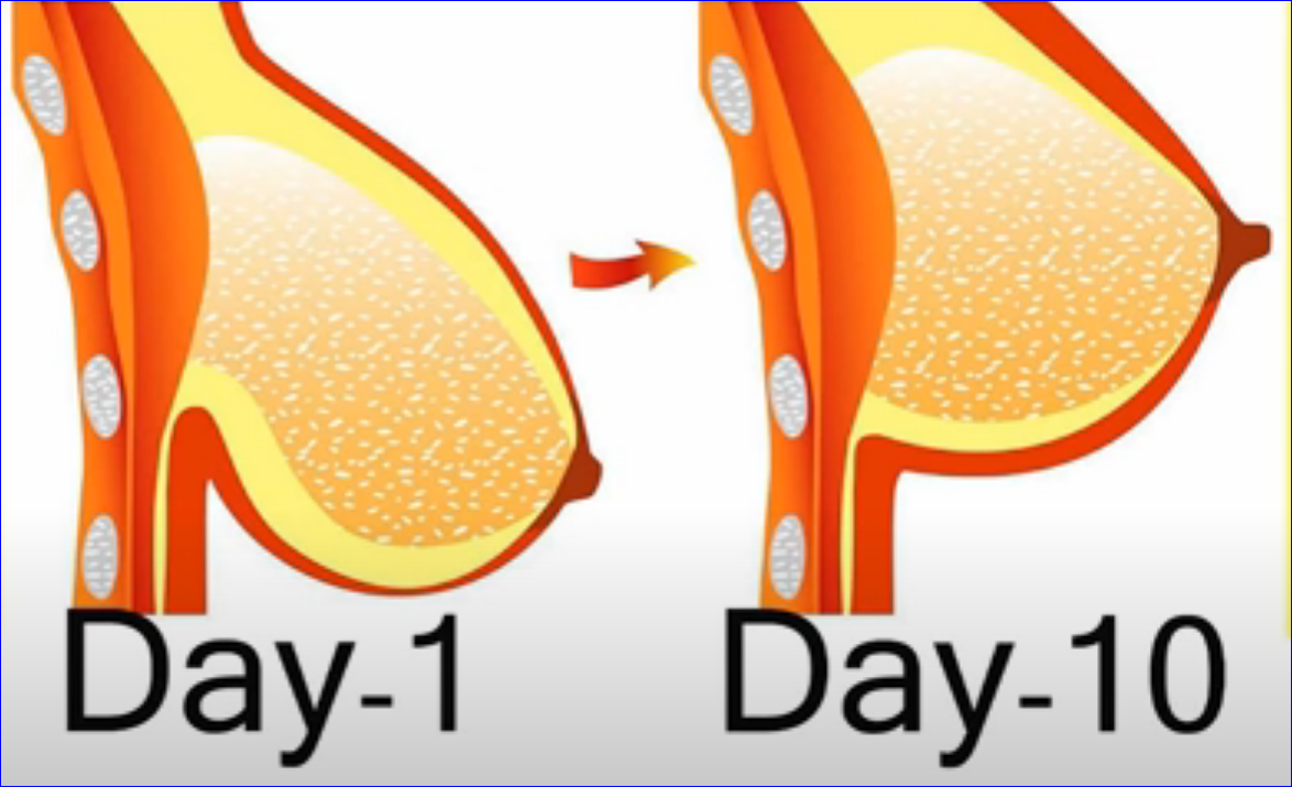Saggy Breast Tighten Permanently With Exercise In 5 Days