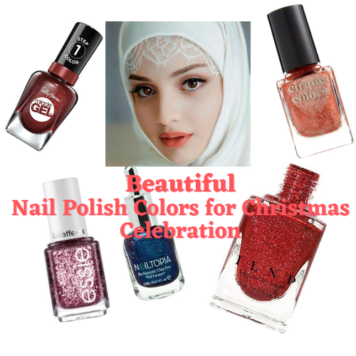 Perfect Nail Polish Colors ForHappy New year